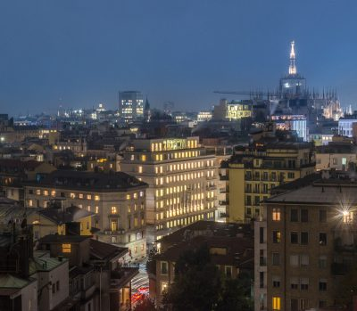 Attiva anche di notte a Novate Milanese